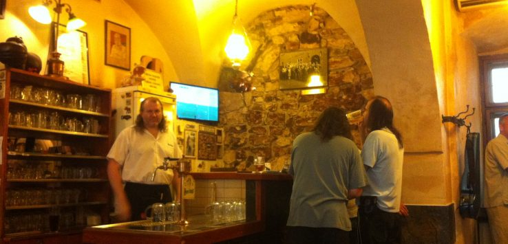 bar tradicional tcheco