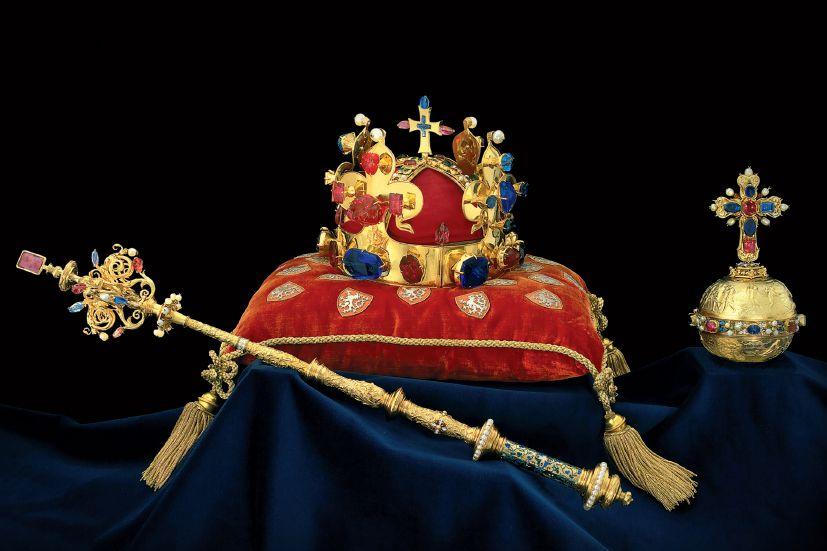 As Joias da Coroa não estão entre os tesouros escondidos. Ufa...menos mal! Foto: Czech Tourism