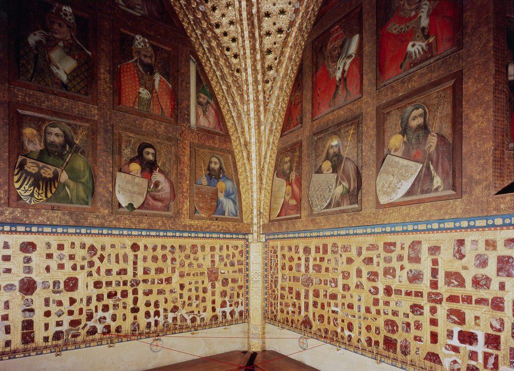 Capela de Santa Cruz. Foto: Dalibor-Kusák_Czech-Tourism-