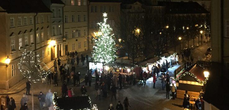 e24c19cec O que fazer e onde passar o Natal e Ano Novo em Praga
